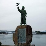Amakusa Shiro Estatua