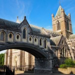 Catedral De Christchurch en Dublín